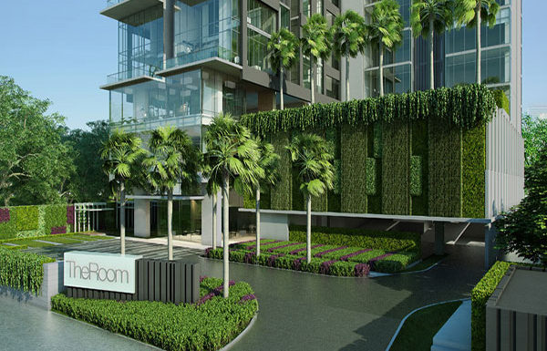The-Room-Sumhumvit-21-Bangkok-condo-for-sale-entrance