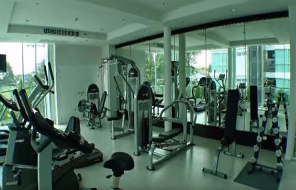 The-Room-Sukhumvit-64-Bangkok-condo-for-sale-fitness