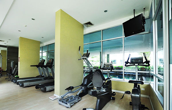 The-Room-Sukhumvit-79-Bangkok-condo-for-sale-fitness